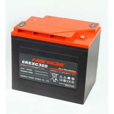 Narada REXC300 solar battery bank