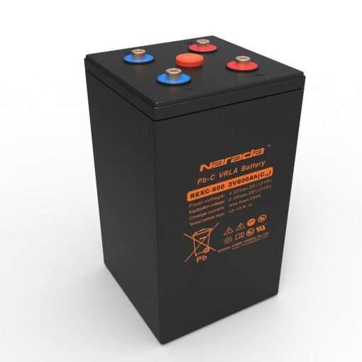 Narada Solar Bank Batteries rexc800