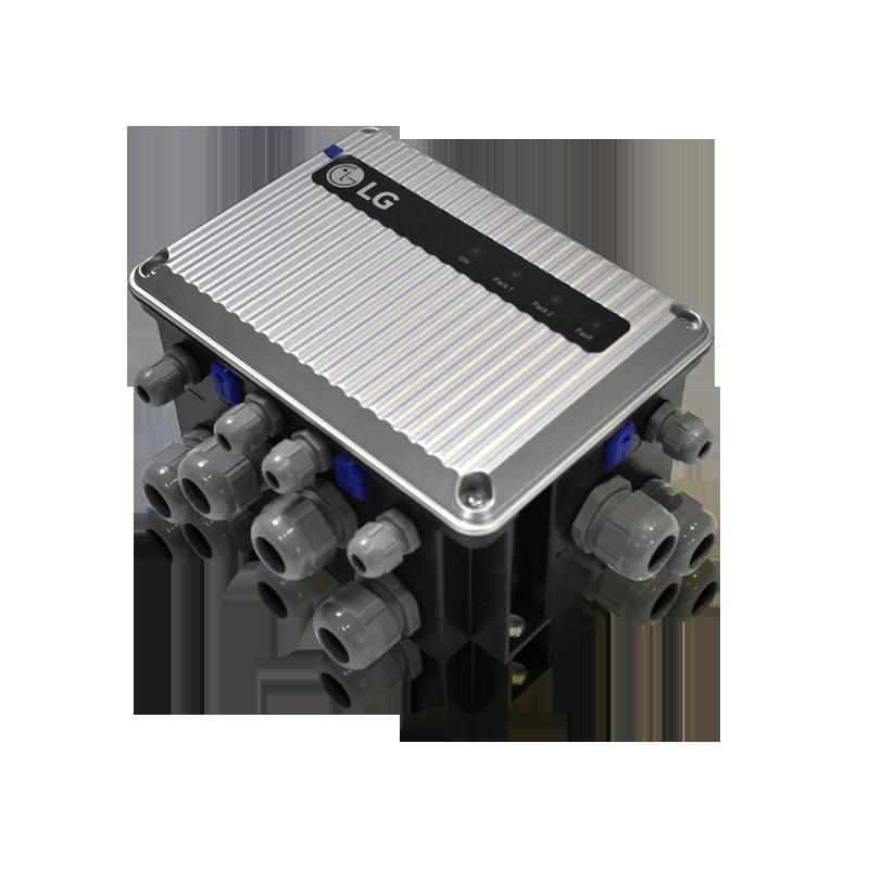 LG Chem RESU Plus battery extension