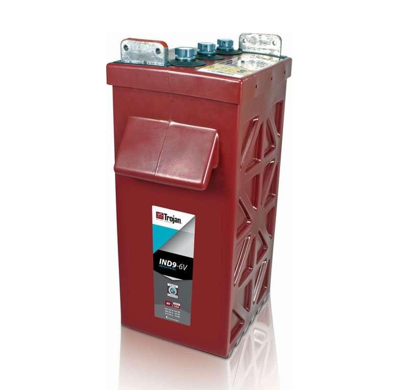 Trojan Batteries IND17-6V Solar Battery 6 Volt