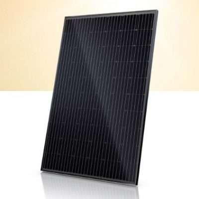 Canadian Solar 280 Black
